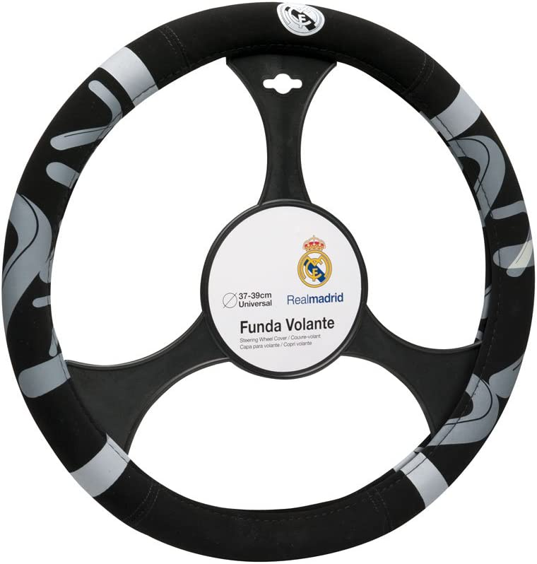 Wheel Cover Velvet Real Madrid 38 cm SUMEX RMA5090 Steer Cr7