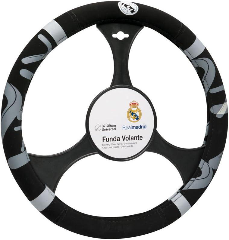 Sumex RMA5090 Steer Wheel Cover Velvet Real Madrid 38 cm Cr7