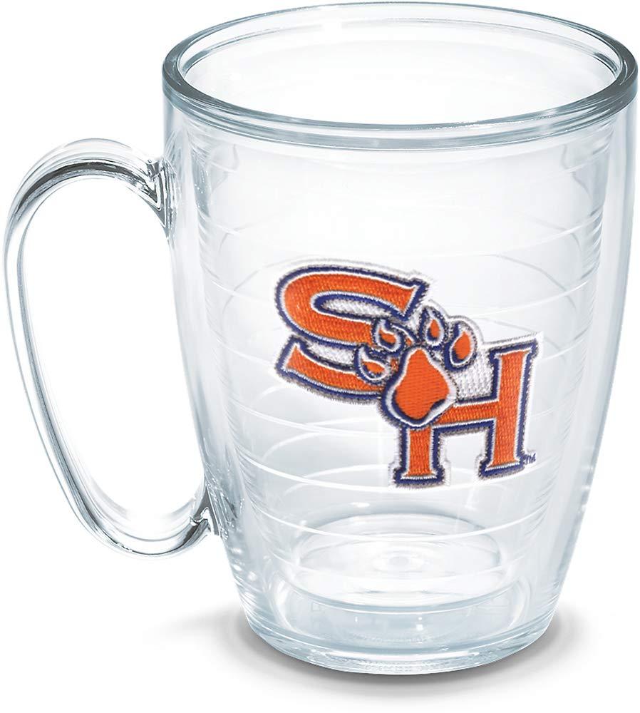 1050349 16 oz Clear Tervis Sam Houston State Emblem Individual Mug