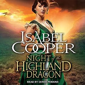 Night of the Highland Dragon Audiobook