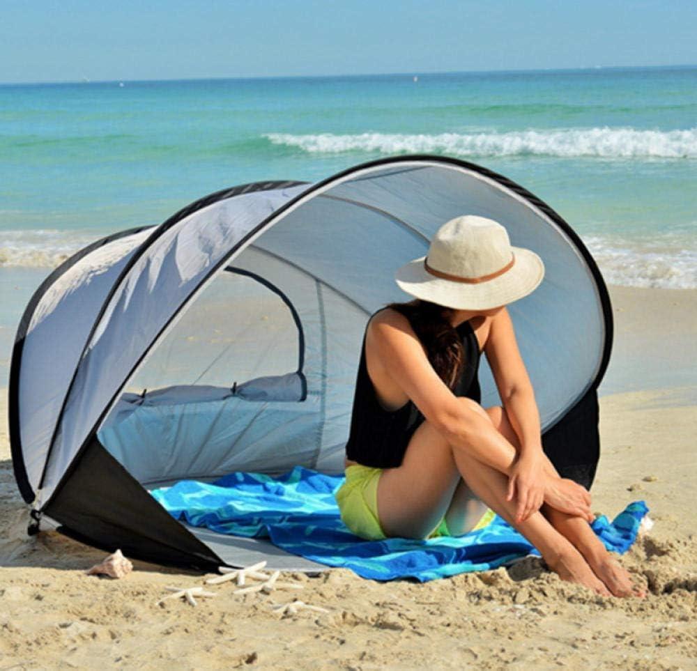 Baby Strand Zelt Shelter Tragbare Sun UV Schatten Pop-Up Baldachin Angeln Zelt