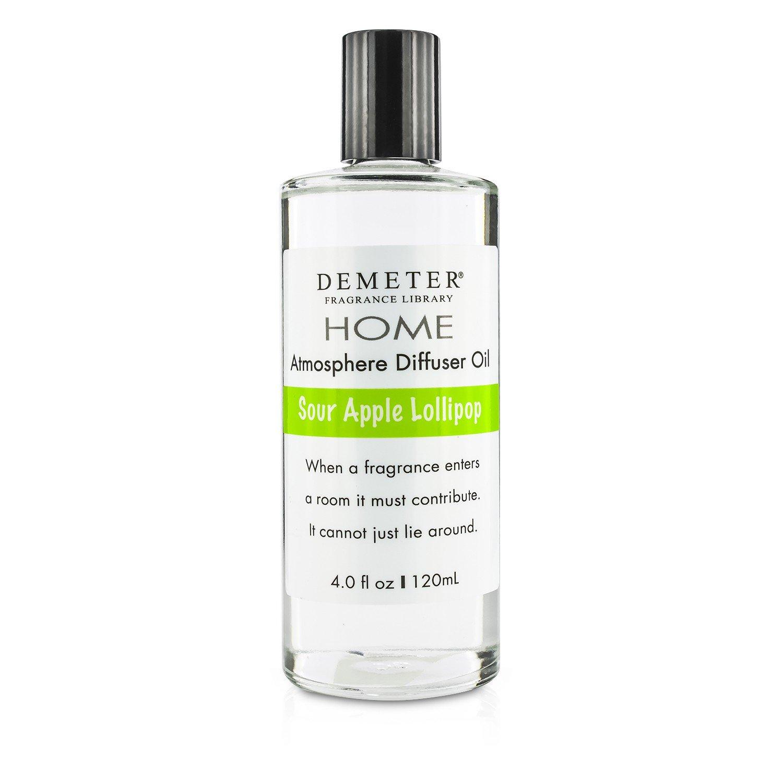 Demeter Atmosphere Diffuser Oil, Sour Apple Lollipop, 120 ml/4 Ounce