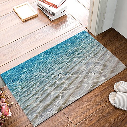 Cheap  MUSEDAY Nautical Entryway Door Rug 20 x 31.5 inch Floor Mat Clear..