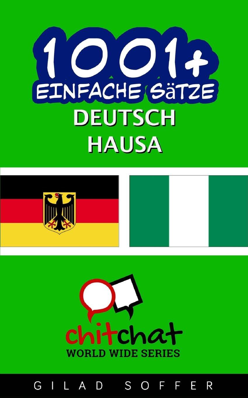 1001+ Einfache Sätze Deutsch - Hausa