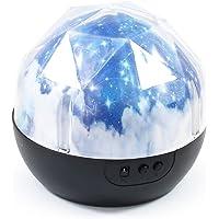 LEDMOMO Baby Night Light, Star Sky Night Lamp 3 modos de rotación de 360 grados para Baby Nursery, dormitorio para adultos y niños, sala de estar