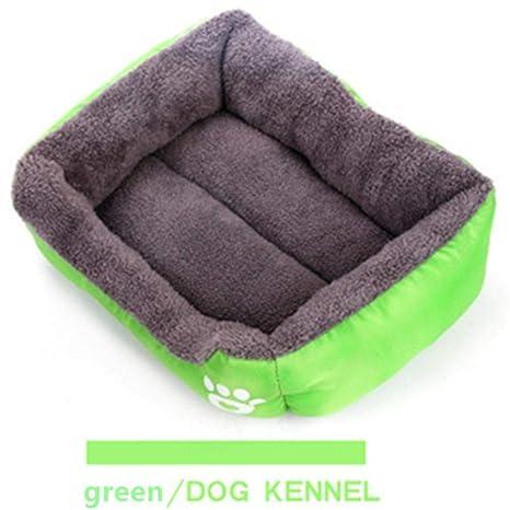 PENVEAT Sofá para Mascotas con Patas de 10 Colores S/M/L/XL ...