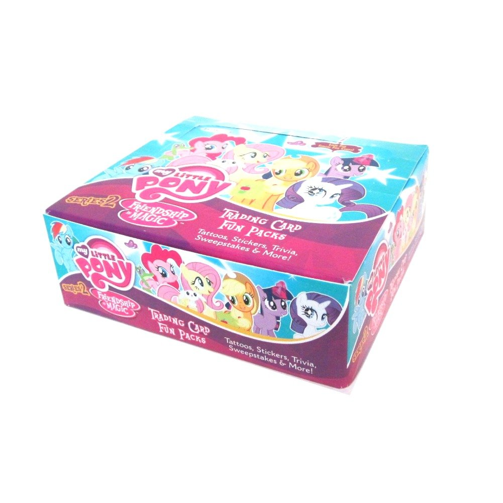 My Little Pony: Series 2 Trading Card Fun Pak Display (30) Other Manufacturer