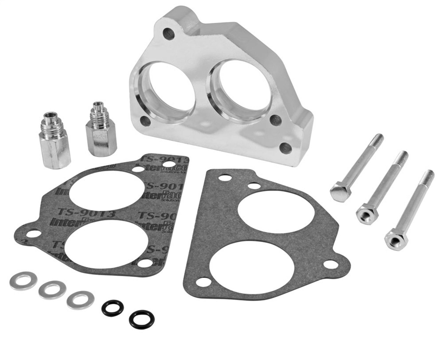 Spectre Performance 11253 Throttle Body Spacer GM Truck 7.4L 1987-1990