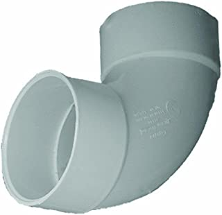 """product image for 3"""" Hub PVC Elbow Sched 30 Sched 30"""