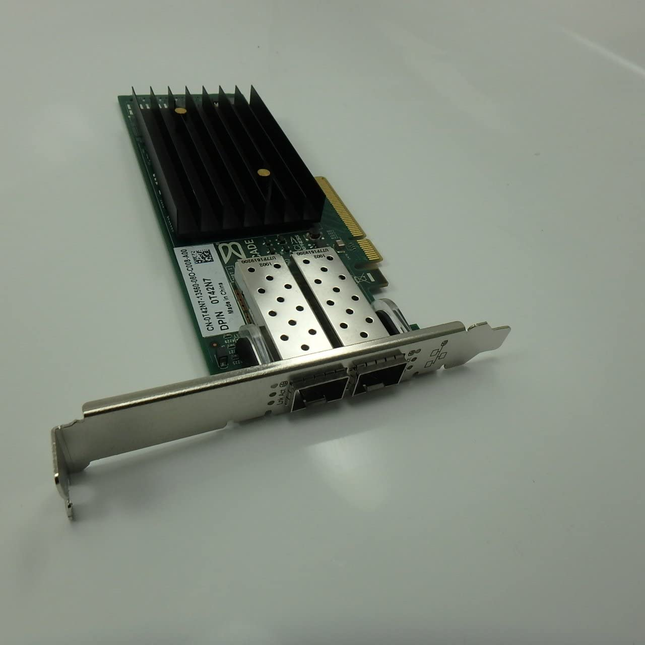 DELL T42N7DELL 10GB 1020 CAN PCI-E 2.0 CONVERGED NETWORK ADAPTER