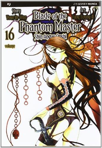 (Blade of the phantom master. Shin angyo onshi vol. 16 )