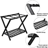 ReallyGO-US Direct Home Luggage Rack Stand with