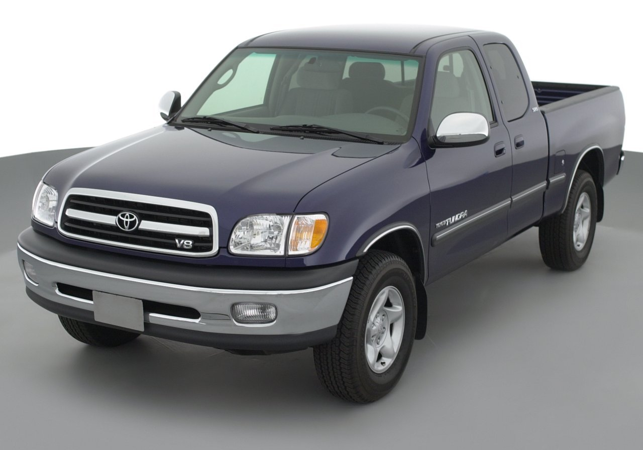 2001 Toyota Tundra, Regular Cab V6 Automatic Transmission (GS) ...
