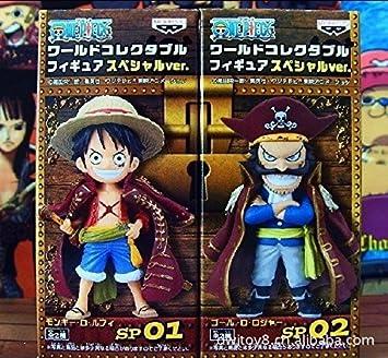Tc Anime One Piece Hand Um Q Version Wcf Special Edition Luffy