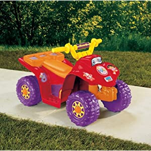 Power Wheels Dora Lil' Quad