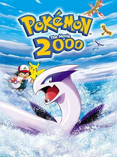 Pokémon the Movie 2000 by