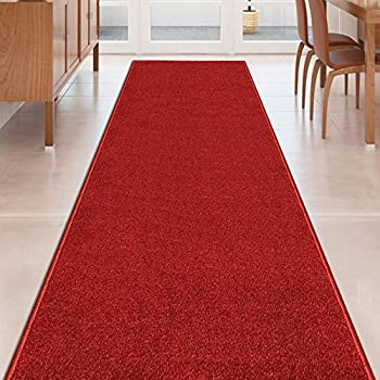 Amazon Com Beistle 50087 Red Carpet Aisle Runner 24 Inch