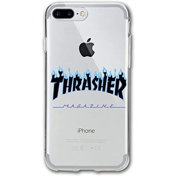 thrasher iphone 7 plus case