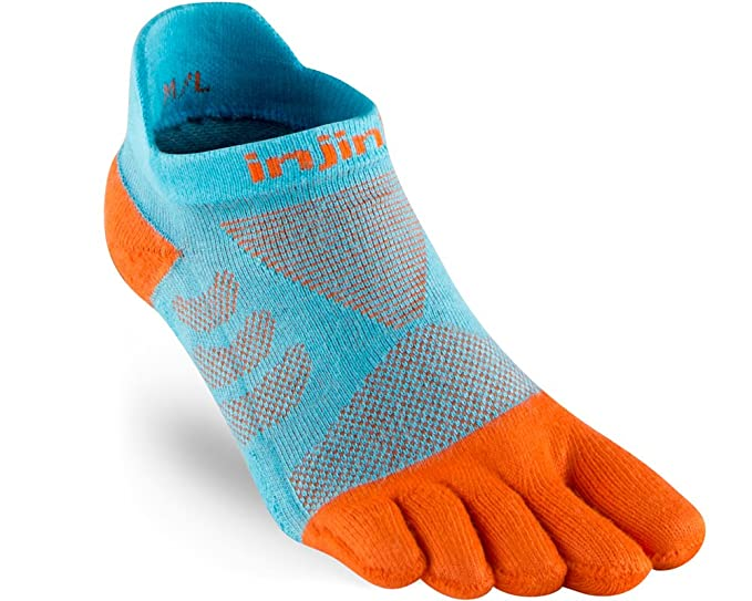 clearance prices manchester great sale sale online Injinji Ultra Run No Show Socks - Women's cheap really CYP1iG59T