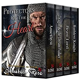 Protectors of the Heart: A Medieval Romance Collection by [Rose, Elizabeth]