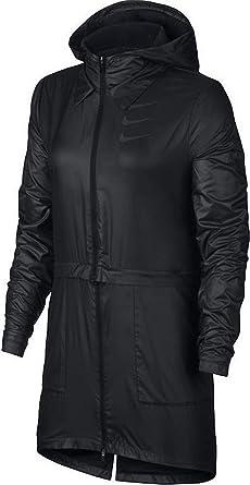 Amazon.com: Nike 933674-010 - Chaqueta de running para mujer ...