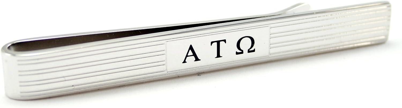 Alpha Tau Omega Tie Clip