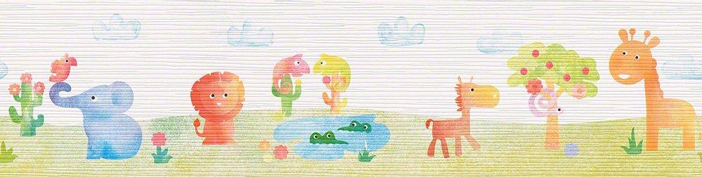 Esprit Kids 3 border - material: border - colour: coloured, white - article no. 1506-5266 n.a. 94138-2