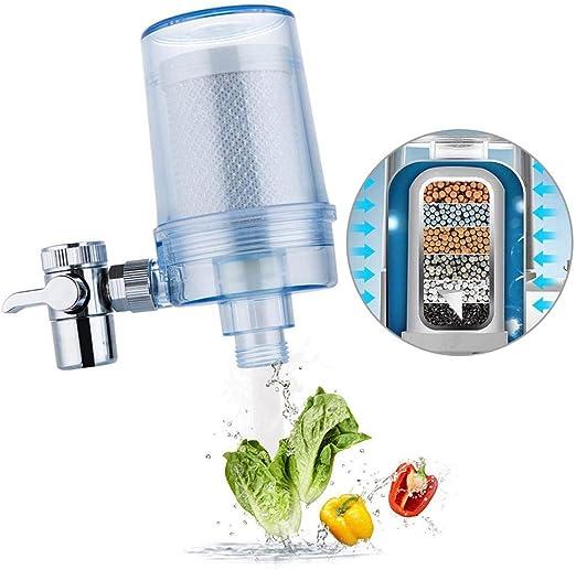 OOOUSE Sistema de Filtro de Grifo de Agua, purificador de Agua con ...