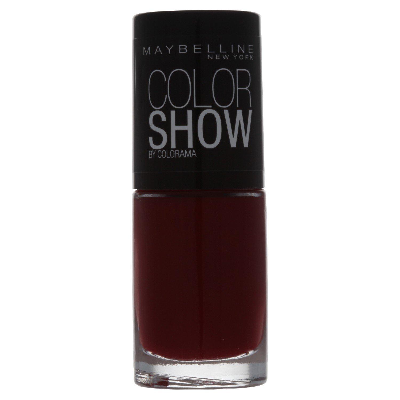 Maybelline Color Show Esmalte de Uñas, Tono: Color Show 352 Downtown ...