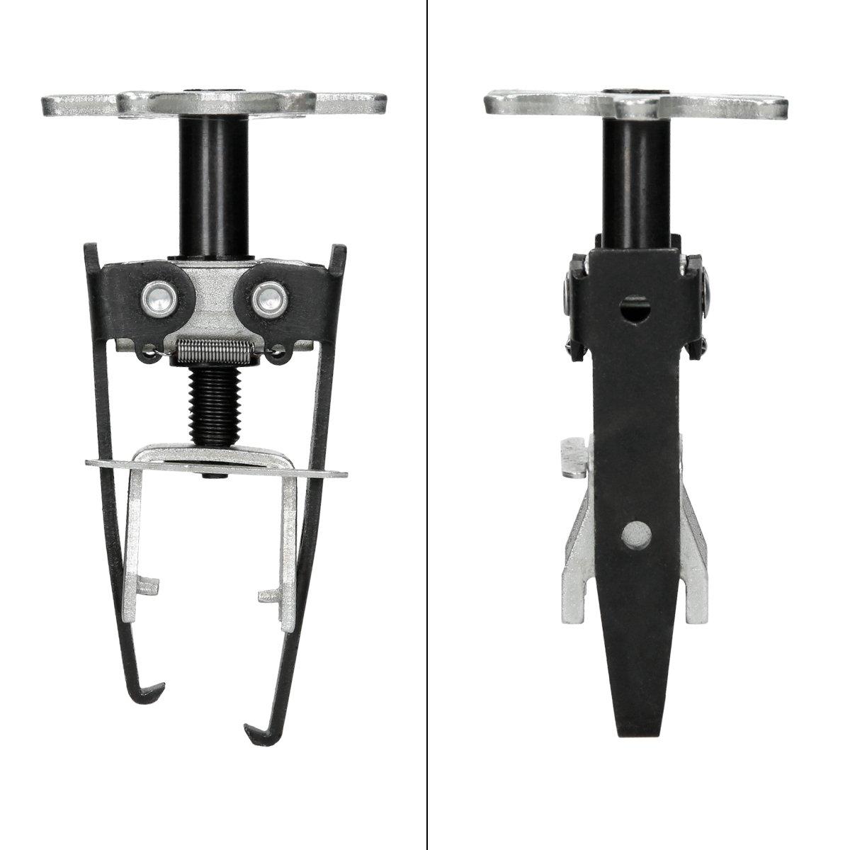 ECD Germany Compresor de resorte de la v/álvula Longitud de 14,5 cm Di/ámetro de 7,5cm
