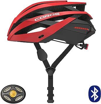 Coros Omni Smart bicicleta casco con auriculares Bone Conductive ...