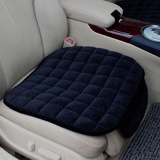 Universal Soft Velvet Car Front Row Seat Pad Pad Mat Cojín ...