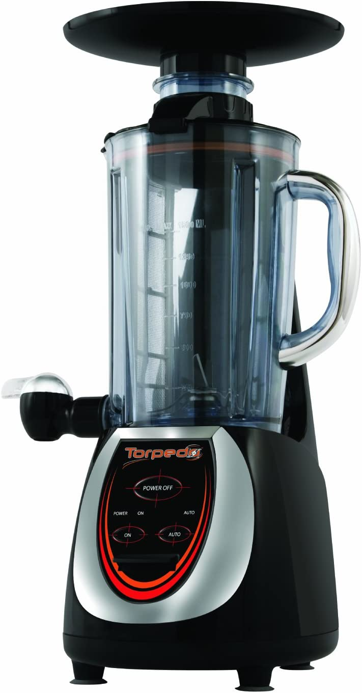 Big Boss Torpedo Multi-Purpose 10 in 1 Kitchen Appliance, Black by Big Boss: Amazon.es: Hogar