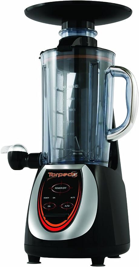 Amazon Com Big Boss Torpedo Multi Purpose 10 In 1 Kitchen Appliance Black Electric Countertop Blenders Kitchen Dining