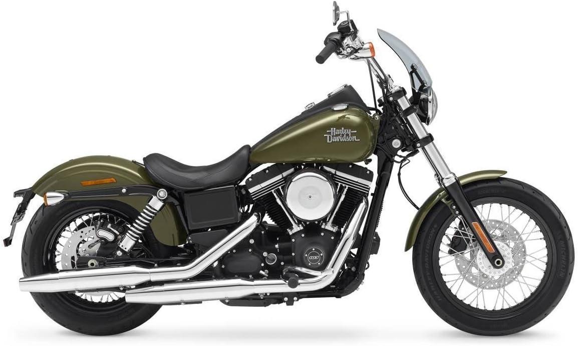 Motorradteile Dart Marlin Flyscreen in Dark Tint Harley-Davidson ...