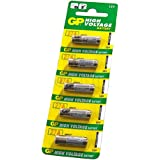 GP High Voltage Battery 27A PK5 12V Pack Of 5