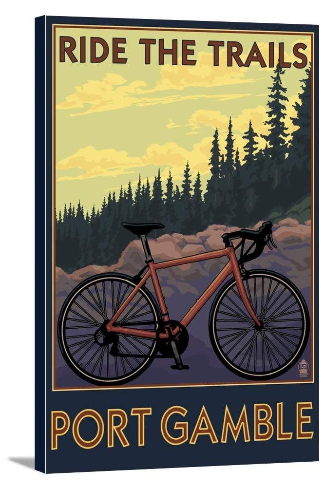 BICYCLE VINTAGE AD POSTER Tivoli RARE HOT NEW