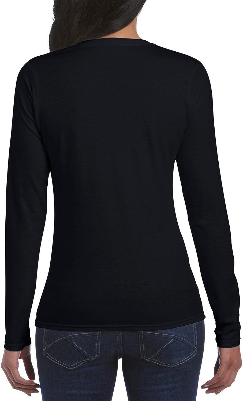 Gildan Women's Softstyle Long Sleeve T-Shirt, 2-Pack at  Women's Clothing store