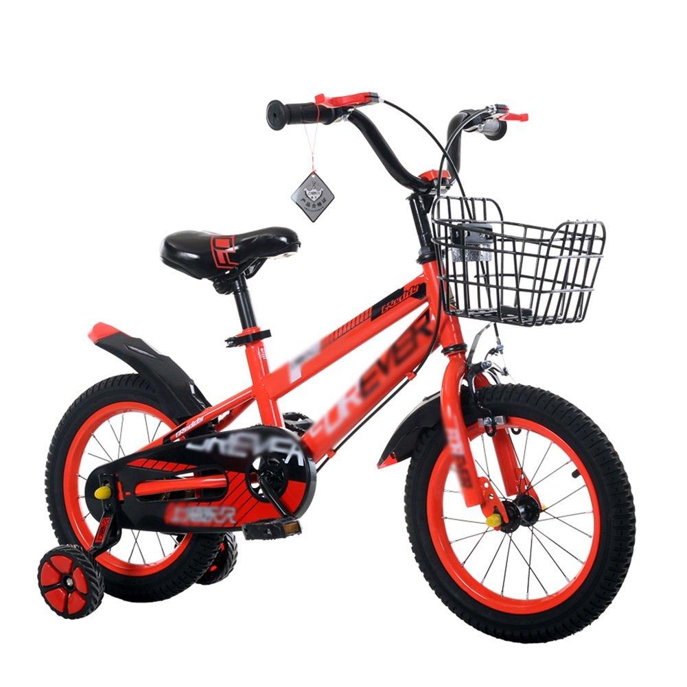 ブランド品専門の 子供用自転車子供用自転車と子供用自転車12-14-16-18 Inch Red Green Blue Red 16 inch inch 赤 Inch B07DVBGP8R, ファッションジュエリーem(エム):eeaeadfc --- arianechie.dominiotemporario.com