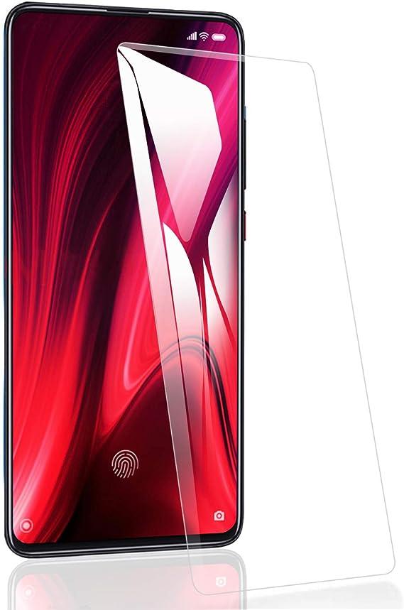 Yt Direct Protectores De Pantalla Para Xiaomi Redmi K20 Xiaomi Mi 9t 2 Unidades Cristal Templado Transparente Ultrafino 0 010 In De Grosor Alta Claridad Y Sin Burbujas