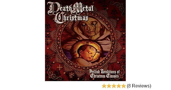 death metal christmas by jj hrubovcak on amazon music amazoncom - Death Metal Christmas