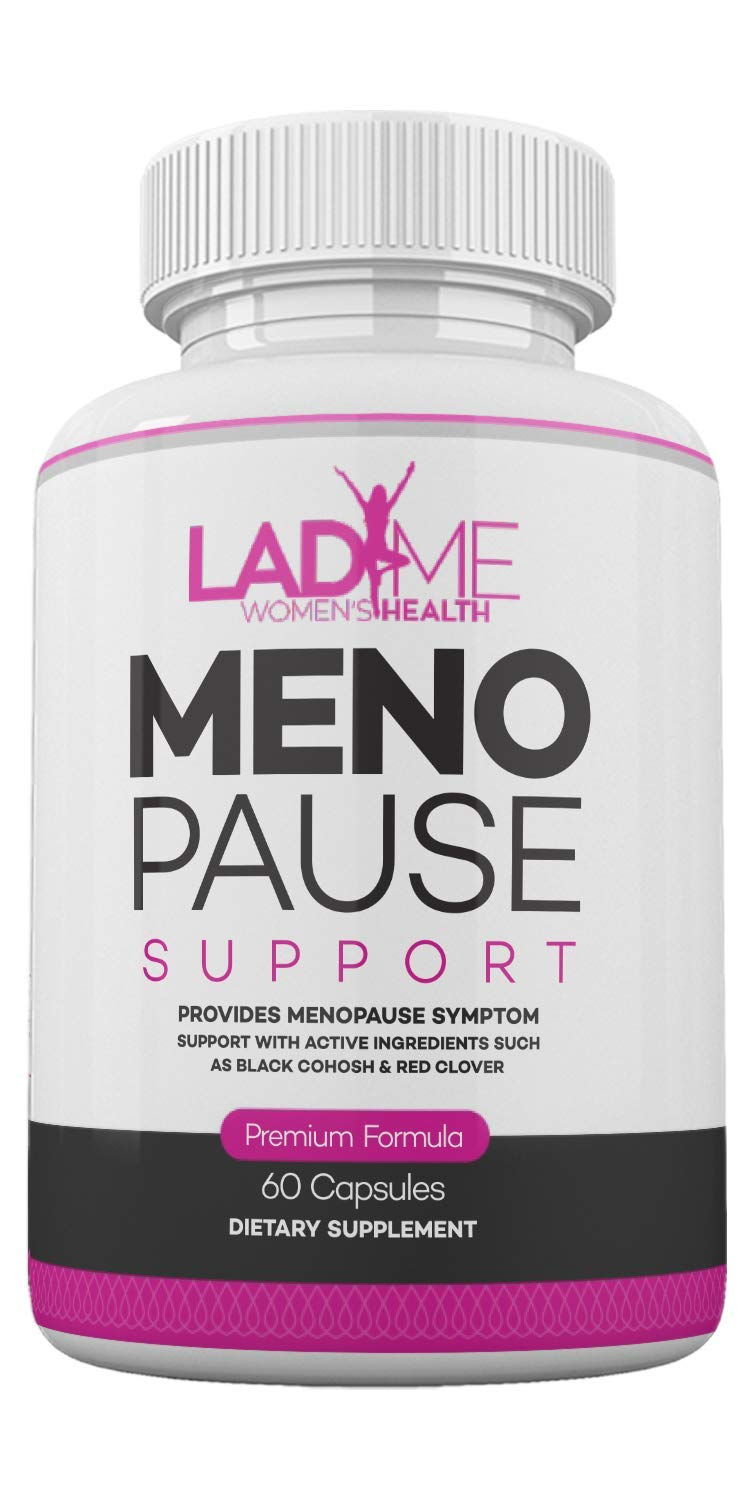 Menopause Support Relief Supplement for Hot Flashes ...