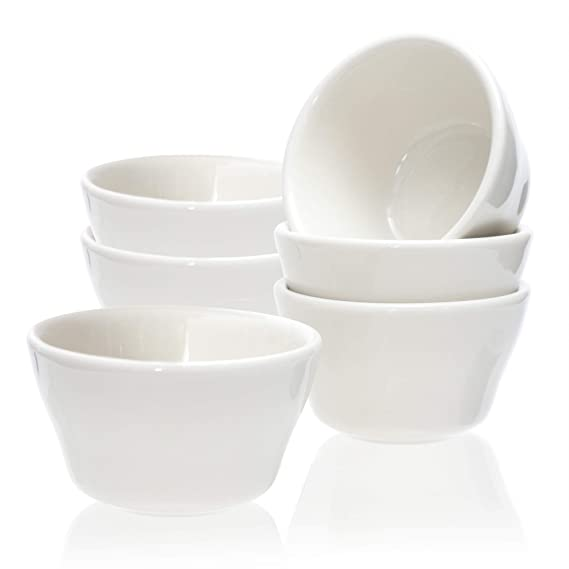 Amazon.com: Cole & Hammen - Tazas de porcelana para ramos de ...