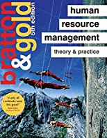 Human Resource Management: Theory and Practice, 5th Edition Front Cover