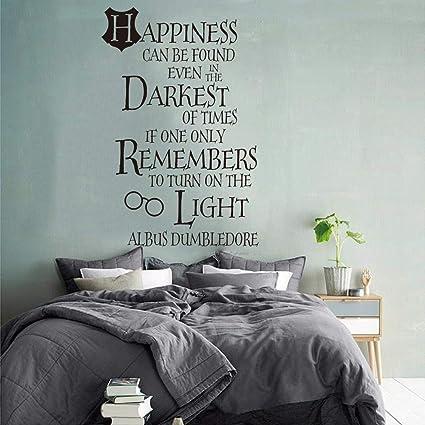 Wandtattoo Wohnzimmer Wandtattoo Schlafzimmer Harry Potter ...