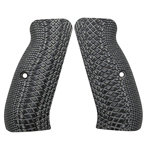 Cool Hand G10 Grips for CZ 75 Full Size, Snake Scale Texture
