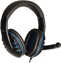 booey GH20B Gaming Headset Kopfhörer für PS4 / XBOX ONE / PC / MAC / TABLET / SMARTPHONE/ Playstation 4 Pro und Slim