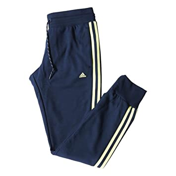 6049b2040a adidas Womens ESS 3S Pant in Navy - 12-14: adidas: Amazon.co.uk ...