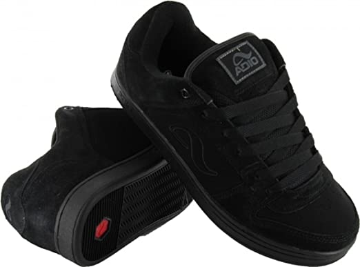 Adio Skate Shoes - The Switch- Black