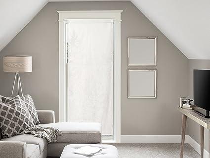 Soleil d ocre tenda in voile per porta finestra in cotone